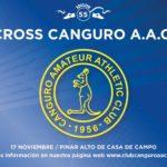 Última hora: 55º Cross Canguro AAC 2019 se acerca… Aun estáis a tiempo, últimos dorsales!!